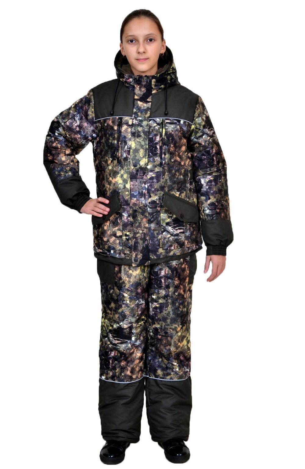 есть костюмы для рыбалки для детей